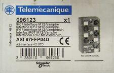 TELEMECANIQUE ASI 67FFP04D IP67 Interface Module M12 Vampire