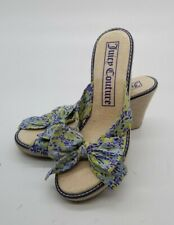 Womens Juicy Couture Sandals Size 9