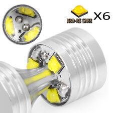 Hot Super Bright White T10 30W LED Bulbs For Car Backup Reverse Lights 912 92