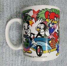 1996 Universal Studios Florida Cartoon Character Coffee Mug David Cup FREE S/H