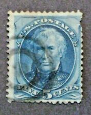 US  1875  Scott # 179/185 Blue Taylor stamp  -  Used