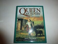 Queen & Country Suzy Menkes, HBDJ, First Edition, Nice Collectable!!! B125