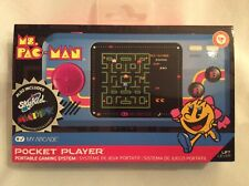 My Arcade Ms. Pac-Man Pocket Player Portable 3 Games: Ms Pac-Man/Sky Kid/Mappy