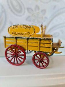 Vintage Lesney Moko Rag And Bone Cart For Restoration. Combined Postage offered