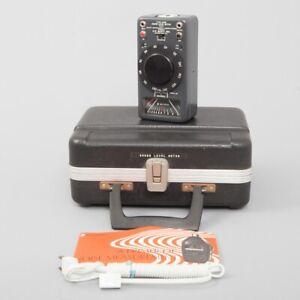 Vintage Scott Sound Level Meter Type 450-B Working Instrument Laboratories Great