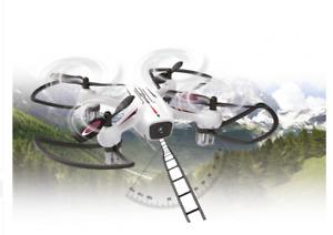 Jamara 120 Wide Angle Drohne 2,4GHz HD Wifi