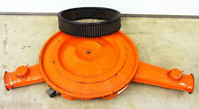 1972-73 Mopar Dual Snorkel Air Cleaner Dodge Charger Plymouth Road Runner GTX