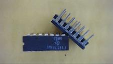 TEXAS INSTRUMENTS SN74LS14J 14-Pin Ceramic Dip Vintage DC 7806 IC New Quantity-1