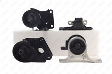 4 PCS Replacement For 2004-2009 Nissan Quest 3.5L OEM Engine Trans Motor Mount