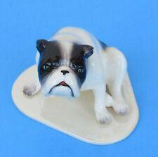 Hagen-Renaker 01001 Bulldog Ceramic Figure