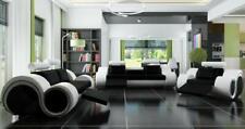 Designer Sofagarnitur Sofa Couch Polster Garnitur 3+2+1 Sitzer SOFORT LIEFERBAR