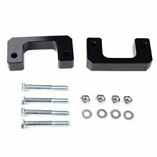 """2"""" Front Leveling lift kit For Chevy Silverado GMC Sierra GM 07-17 1500 LM Black"""