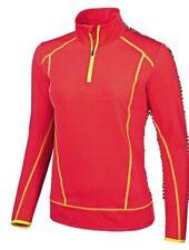 Damen Fitness Funktionsshirt Shirt Laufen Langarmshirt Ski Wintersport Sportshir