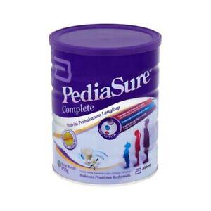 2 Tins of PediaSure Complete Nutrition Powder Vanilla Flavor 850g EXPRESS SHIP