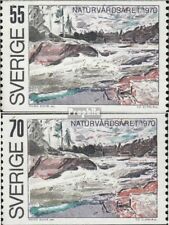 Sweden 674-675 (complete issue) unmounted mint / never hinged 1970 Conservation