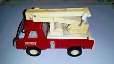 BUDDY L camion gru macchinetta modellino