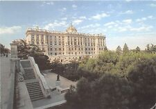 B87772 the royal palace sabatini gardens  madrid spain