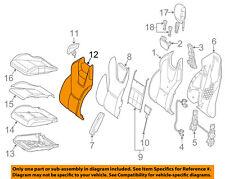 MERCEDES OEM 12-16 SLK350 Driver Seat-Seat Back Cover Left 17291005477M49