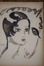 Kees van Dongen - L'Écuyère Rosa - 1930
