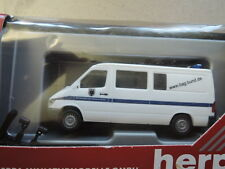 Herpa 045995 Mercedes Benz Sprinter Bundesamt f Güterverkehr aus Sammlung OVP 9