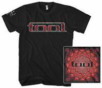 TOOL T-Shirt Band Red Pattern New Authentic OFFICIALLY LICENSED Tee S M L XL 2XL