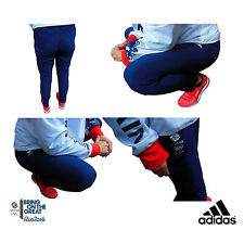 ADIDAS TEAM GB RIO 2016 ELITE FEMALE OLYMPIC ATHLETE PRESENTATION PANTS Size 20L