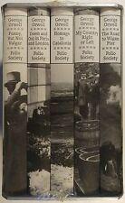GEORGE ORWELL: REPORTAGE. 5 vols in slipcase. Folio Society. New in shrinkwrap
