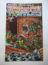 TEENAGE MUTANT NINJA TURTLES (3RD PRINT) #1  (1985)  7.0 FN/VF