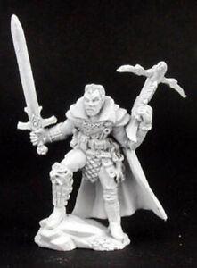 Reaper Miniatures Killian, Bounty Hunter #02962 Dark Heaven Unpainted Metal