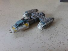 Star Wars 1996 Micro Machines Lukes Starfighter Y Wing