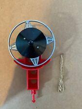 1982 Bandai Popy Godaikin  Voltes V Super Spinner & Spinner Launcher with String