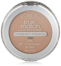 L'Oreal True Match Super Blendable Compact Make-Up. Oil Free. C2 NATURAL IVORY