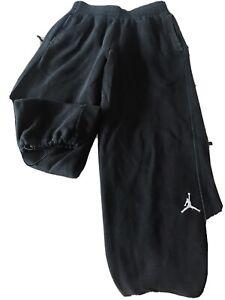Men's Jordan Fleece Track Pants Track Suit Joggers Size Small