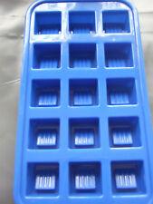 Stampo in Silicone Piccolo Quadrato Cioccolato Burro Di Ghiaccio Vassoio/Pasta di Zucchero Dolci