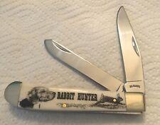 New Rabbit Hunter 2 Bladed Pocket Knife No 2