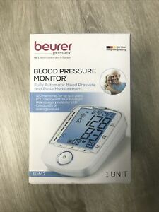Beurer BM47 Upper Arm Blood Pressure Monitor 1 UNIT