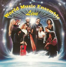 WORLD MUSIC ENSEMBLE ‎: LIVE / CD - TOP-ZUSTAND
