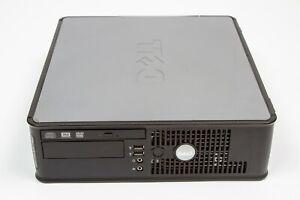DELL OptiPlex 780 SFF Desktop 1TB HDD 4GB RAM Intel E8500 3.16 Ghz USB 3 NO OS