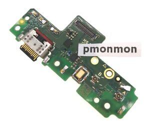 USB Port Charging PCB Board Dock Flex Cable for Motorola Moto G Fast XT2045 OEM