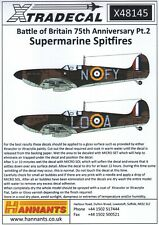NEW 1:48 Xtradecal X48145 Supermarine Spitfire Mk.I / Mk.1a Battle of Britain