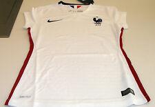 FIFA France 2015 Women's World Cup Soccer Away Ladies Jersey SS Medium