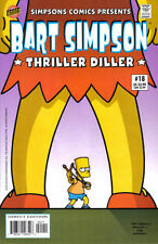 SIMPSONS COMICS PRESENTS BART SIMPSON #18 Near Mint, Bongo Comics Books 2004