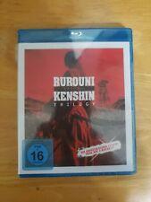 RUROUNI KENSHIN TRILOGY - (GERMAN IMPORT) (UK IMPORT) BLU-RAY NEW