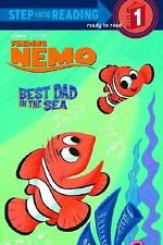 Best Dad in the Sea (Finding Nemo Step into Reading, Step 1)-ExLibrary