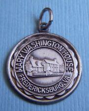 Vintage Mary Washington House Fredericksburg Virginia Va sterling charm
