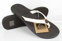 Reef Women's Zen Love Flip Flop Sandals Size 11 White