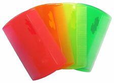 15 Pcs New Plastic Soft Fine Tooth Lice Comb Nit Flea Lice Eggs Dust Remover
