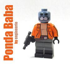 LEGO Custom - Ponda Baba - Star Wars Cantina mini figure 75052 greedo obi wan