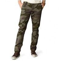 Dockers Alpha Khaki Slim-Fit Flat-Front Tapered Leg Camo Pants NWT 100% Cotton
