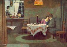Im Restaurant Bar Kneipe Druck B. Kretzschmar von 1930 (N)